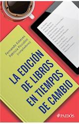 E-book La edición de libros en tiempos de cambio