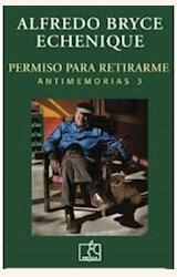 Papel PERMISO PARA RETIRARME