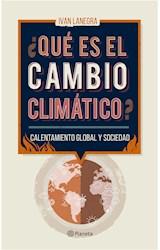 E-book ¿Qué es el cambio climático?