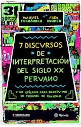 E-book 7 discursos de interpretación del S. XX peruano