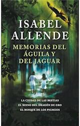 E-book Memorias del águila y del jaguar