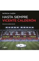 E-book Hasta siempre, Vicente Calderón