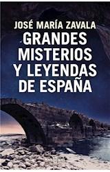 E-book Grandes misterios y leyendas de España