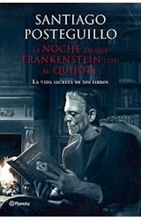 E-book La noche en que Frankenstein leyó el Quijote