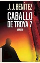 Papel CABALLO DE TROYA 7- NAHUM