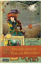 Papel FAIRY OAK 3- FLOX DE LOS COLORES