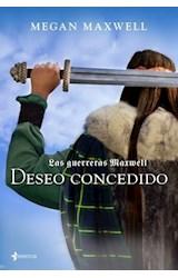 E-book Las guerreras Maxwell, 1. Deseo concedido