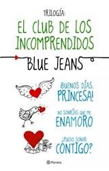 E-book Trilogía El Club de los Incomprendidos (pack)