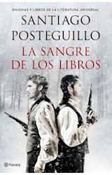 E-book La sangre de los libros