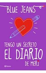 E-book Tengo un secreto: el diario de Meri