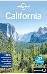 Papel CALIFORNIA GUIA - LONELY PLANET