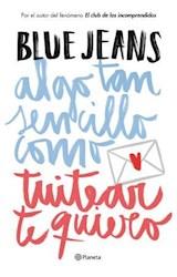E-book Algo tan sencillo como tuitear te quiero