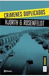 E-book Crímenes duplicados (Serie Bergman 2)