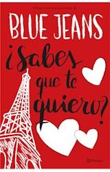 E-book ¿Sabes que te quiero? (Trilogía Canciones para Paula 2)