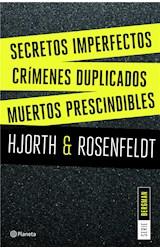 E-book Secretos imperfectos + Crímenes duplicados + Muertos prescindibles (Pack)