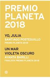 E-book Premio Planeta 2018: ganador y finalista (pack)