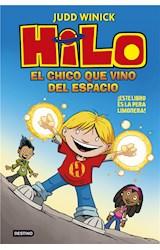 E-book Hilo 1: El chico que vino del espacio