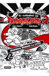 E-book El cuaderno de Pedroloko. ¡Rodrigo mordió la luna!