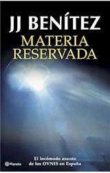 E-book Materia reservada