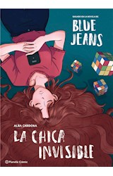 E-book La chica invisible (novela gráfica)