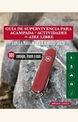 Papel GUÍA DE SUPERVIVENCIA PARA ACAMPADA Y ACTIVIDADES AL AIRE LIBRE