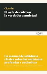 Papel EL ARTE DE CULTIVAR LA VERDADERA AMISTAD