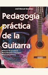 Papel PEDAGOGÍA PRÁCTICA DE LA GUITARRA