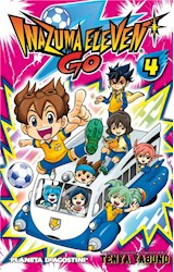 E-book Inazuma Eleven Go nº 04/07