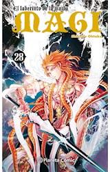 E-book Magi El laberinto de la magia nº 28/37