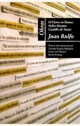 Papel OBRAS. EL LLANO EN LLAMAS / PEDRO PARAMO / CASTILLO DE TEAYO