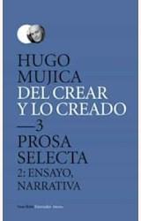 Papel DEL CREAR Y LO CREADO 3