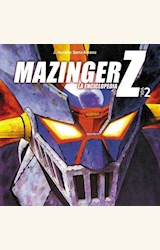 Papel MAZINGERZ VOL.2