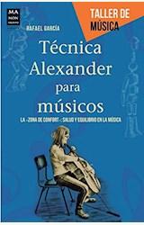 Papel TÉCNICA ALEXANDER PARA MÚSICOS