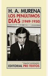 Papel LOS PENULTIMOS DIAS (1949-1950)