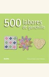 Papel 500 LABORES DE GANCHILLO