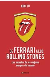 E-book De Ferrari a los Rolling Stones
