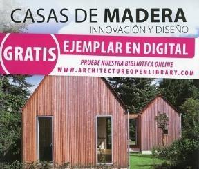 Papel CASAS DE  MADERA