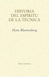 Papel HISTORIA DEL ESPIRITU DE LA TECNICA