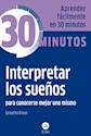 Libro 30 Minutos Interpretar Los Sue/Os