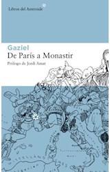 E-book De París a Monastir