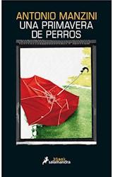 E-book Una primavera de perros (Subjefe Rocco Schiavone 3)