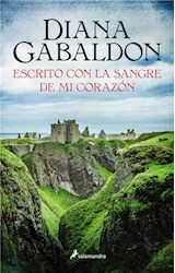 E-book Escrito con la sangre de mi corazón (Saga Outlander 8)
