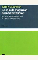 Papel LA SALA DE MÁQUINAS DE LA CONSTITUCIÓN
