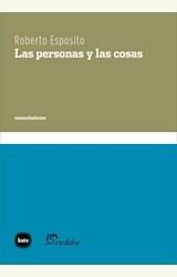 Papel PERSONAS Y LAS COSAS, LAS