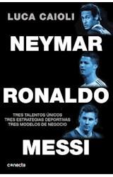 E-book Neymar, Ronaldo, Messi