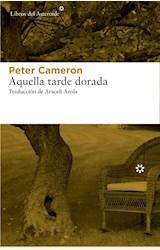 Papel AQUELLA TARDE DORADA
