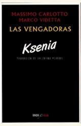 Papel KSENIA LAS VENGADORAS
