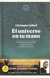 Papel EL UNIVERSO EN TU MANO