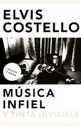 Papel MUSICA INFIEL Y TINTA INVISIBLE