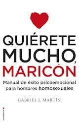 E-book Quiérete mucho, maricón